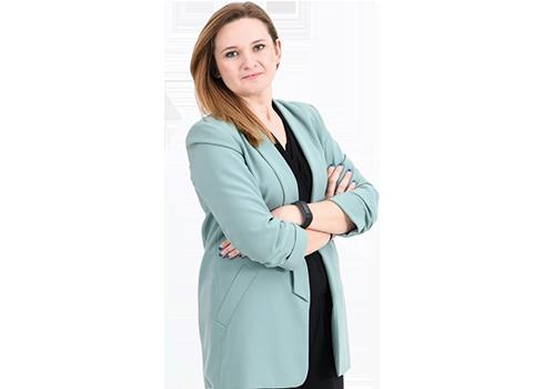 Kamila Dyszkiewicz Kierownik Regionu Sprzedaży