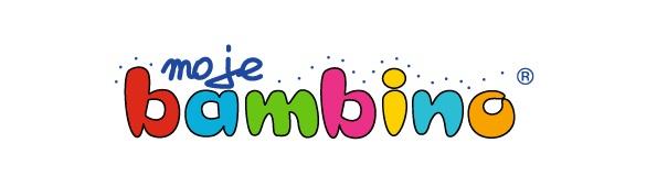 Logotyp strony www.mojebambino.pl