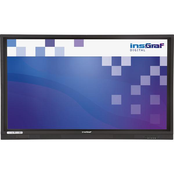 Monitor interaktywny Insgraf Digital 65 jako innowacyjne rozwiązanie w nauce