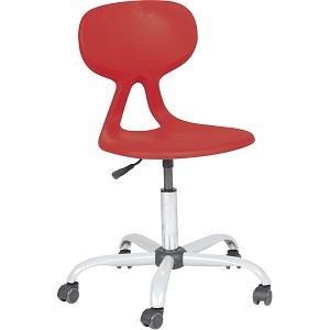 Krzesło Colores obrotowe na kółkach z regulacja wysokości do pracowni przyrodniczych