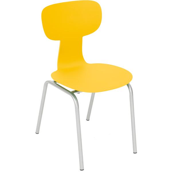 Nowoczesne krzesło Ergo do pracowni przedmiotowych