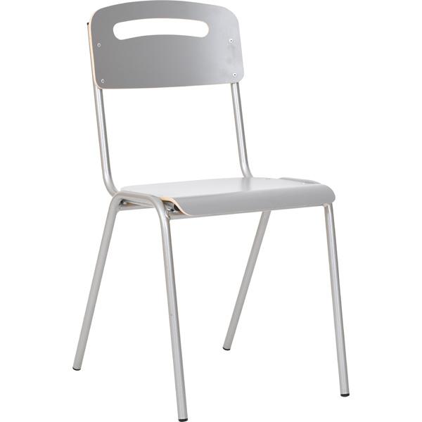 Krzesło h z laminatem HPL do pracowni przyrodniczych