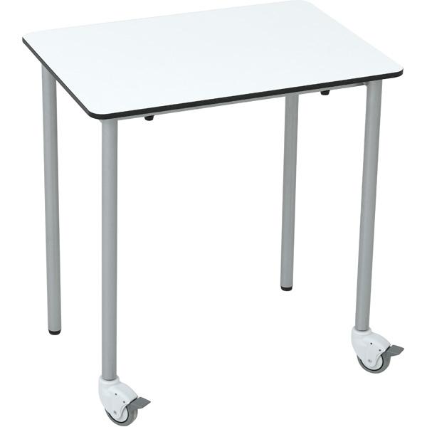 Stół prostokątny easyMoove do wyposażenia pracowni chemicznej